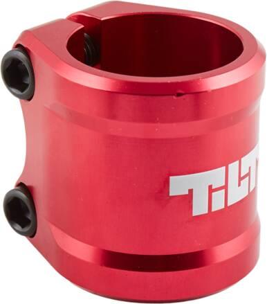Tilt Collier De Serrage Trottinette Tilt ARC Double (Rouge)