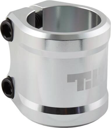 Tilt Collier De Serrage Trottinette Tilt ARC Double (Argent)