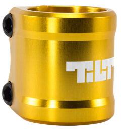 Tilt Collier De Serrage Trottinette Tilt ARC Double (Or)