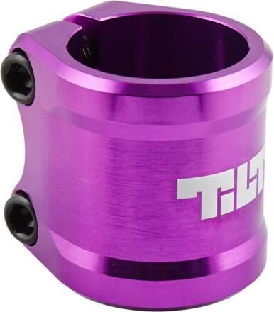 Tilt Collier De Serrage Trottinette Tilt ARC Double (Violet)