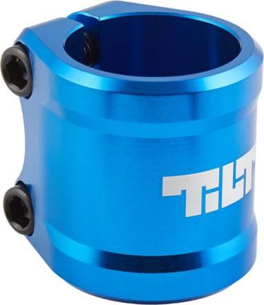 Tilt Collier De Serrage Trottinette Tilt ARC Double (Bleu)