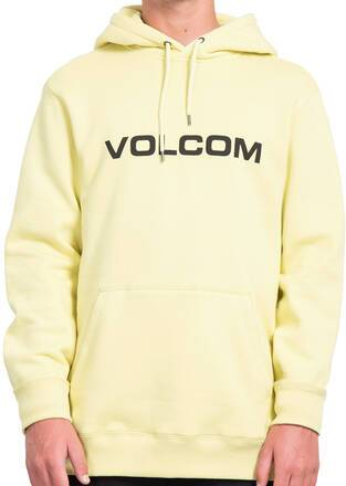 Volcom General Stone Sweat à capuche (Lime)