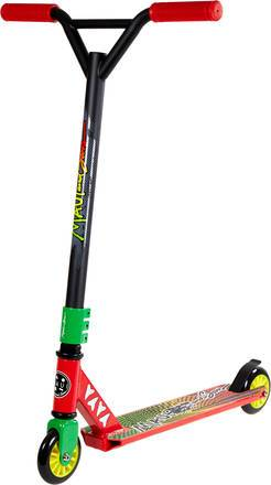 Maui And Sons Trottinette Freestyle Maui and Sons Twister V2 (Rasta)