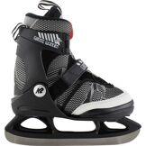 K2 Rink Raven Boa Ajustable Patins à glace (Noir)