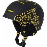 Out Of Casque Out Of Wipeout de ski/snowboard (Gold Vein)