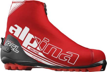 Alpina RCL Chaussures Ski De Fond Classique (Rouge)