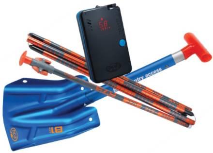 Bca TS Avalanche Rescue Package (Bleu)