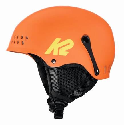 K2 Entity Enfants Casque (Orange)