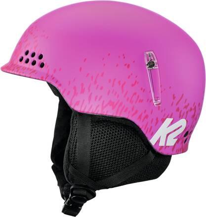 K2 Illusion Skis enfant Casque (Rose)