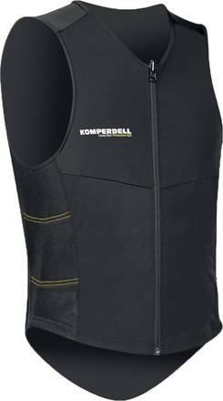 Komperdell Cross Super Eco Backprotection Vest (Noir)