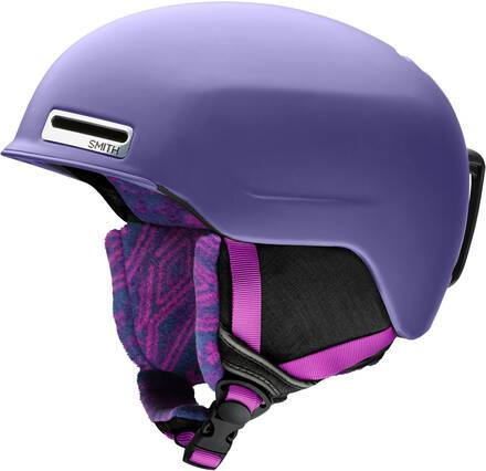 Smith Casque Ski Smith Allure Femmes (Dusty Lilac)
