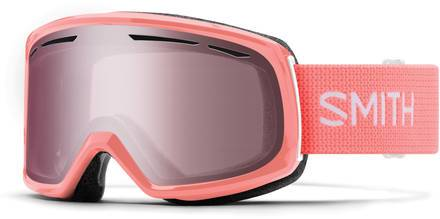 Smith Optics Smith Drift Femmes Masque de Ski (Sunburst)