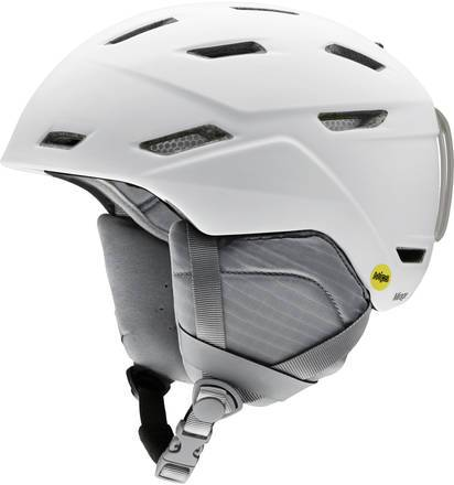 Smith Casque Smith Mirage MIPS Femmes de ski (Blanc)