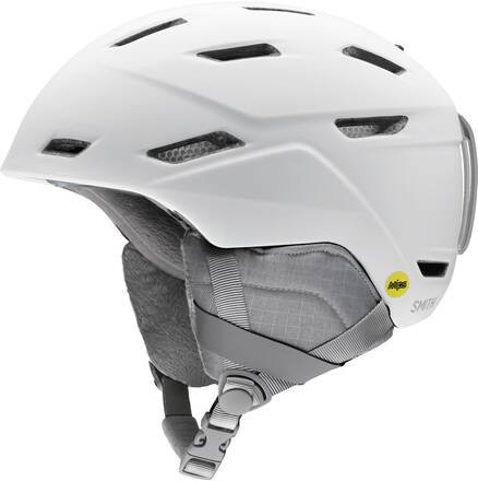 Smith Casque Ski Enfant Smith Prospect MIPS (Blanc)