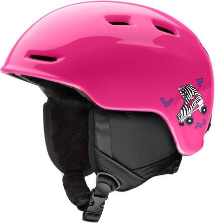 Smith Casque Ski Enfant Smith Zoom (Rose)