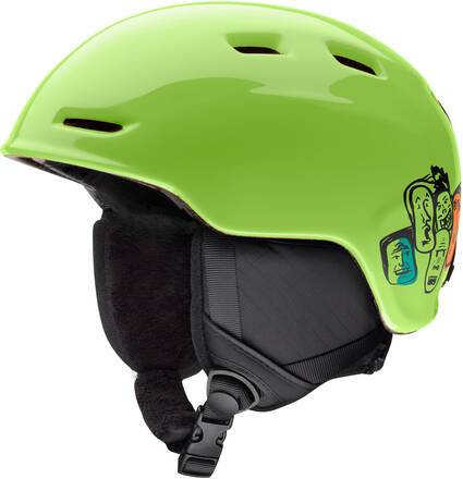 Smith Casque Ski Enfant Smith Zoom (Vert)