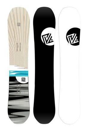 Yes Snowboards Planche Snowboard Yes Pick Your Line 20/21 (Noir)