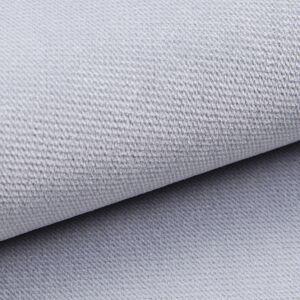 NOUVOMEUBLE Lit coffre gris 140x200 cm en tissu MILAS - Publicité