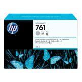 Hewlett Packard HP 761 cartouche d'encre DesignJet grise, 400 ml