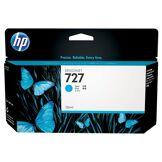Hewlett Packard HP 727 cartouche d'encre DesignJet cyan, 130 ml