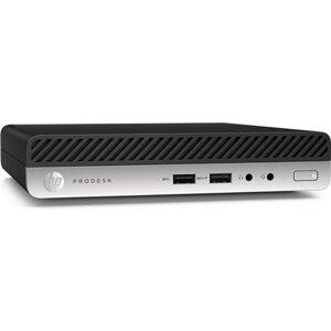 Hewlett Packard HP ProDesk 400 G5 - Windows 10 Professionnel 64, i5, 16Go, 256Go SSD extension de garantie CarePack