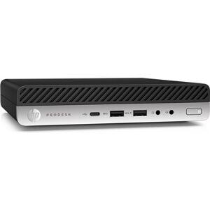 Hewlett Packard HP ProDesk 600 G5 -Windows 10 Professionnel 64, i5, 8 Go, 256 Go SSD