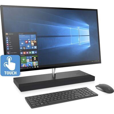 Hewlett Packard Tout-en-un HP ENVY 27-b204nf - gris cendré brillant