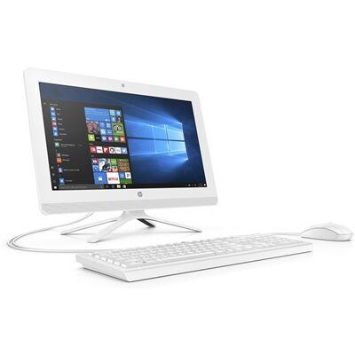 Hewlett Packard Tout-en-un HP 22-c0024nf - blanc neige