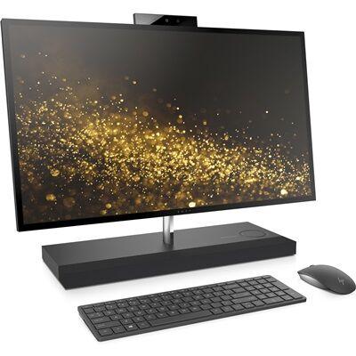Hewlett Packard Tout-en-un HP ENVY 27-b202nf - gris cendré brillant