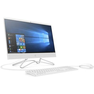 Hewlett Packard Tout-en-un HP 22-c0036nf - blanc neige