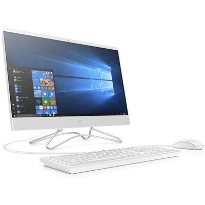 Hewlett Packard Tout-en-un HP 24-f0052nf - blanc neige