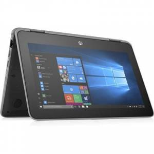 Hewlett Packard HP ProBook x360 G3 - Windows 10 Famille 64 bits - HP recommande Windows 10 Professionnel pour les entreprises, 11,6'' HD,  Intel® Celeron®, 4Go, 64Go
