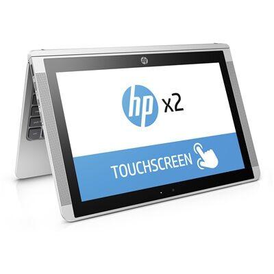 Hewlett Packard Ordinateur détachable HP x2 10-p016nf - Argent naturel avec la souris sans fil HP Z3700 à moitié prix !