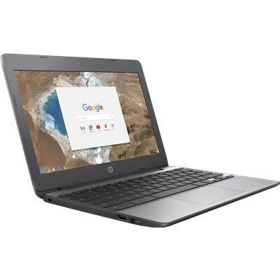 Hewlett Packard HP Chromebook 11-v001nf - Gris cendré avec la souris sans fil HP Z3700 à moitié prix !