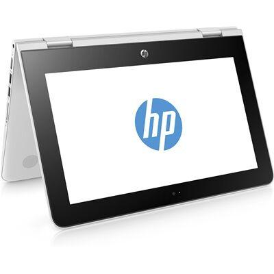 Hewlett Packard HP x360 11-ab009nf - blanc neige avec la souris sans fil X3000