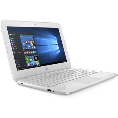 Hewlett Packard HP Stream 11-ah014nf - Blanc neige avec la souris sans fil HP Z3700 à moitié prix !