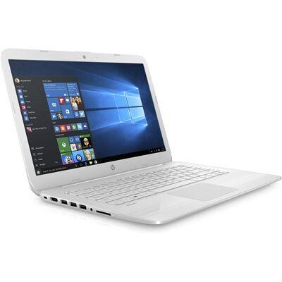 Hewlett Packard HP Stream 14-cb034nf - Blanc neige avec la souris sans fil HP Z3700 à moitié prix !
