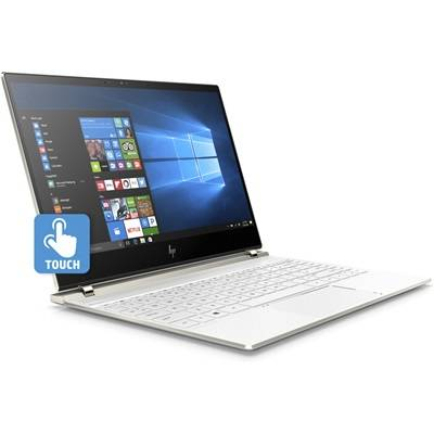 Hewlett Packard HP Spectre 13-af006nf - Blanc céramique Spectre + Housse en cuir gratuite