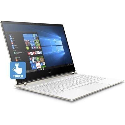 Hewlett Packard HP Spectre 13-af021nf - Blanc céramique Spectre + Housse en cuir gratuite