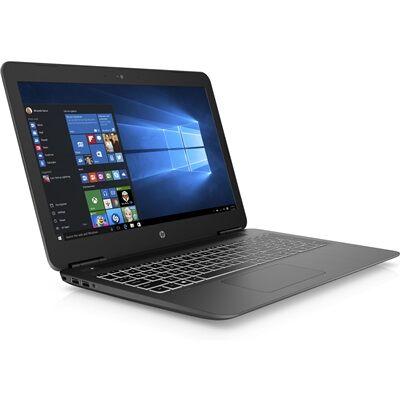 Hewlett Packard HP Pavilion 15-bc406nf - noir ombre avec la souris sans fil HP Z3700 à moitié prix !