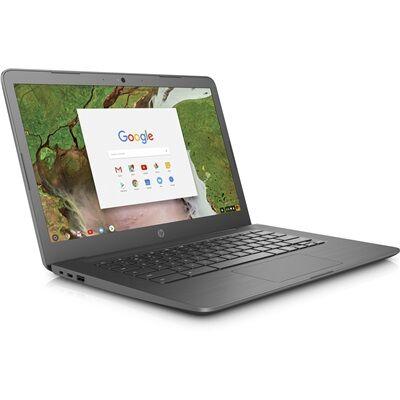 Hewlett Packard HP Chromebook 14-ca002nf - Gris ardoise avec la souris sans fil HP Z3700 à moitié prix !