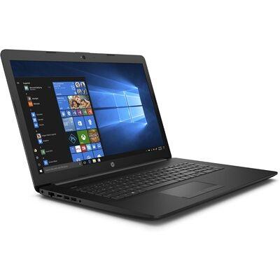 Hewlett Packard HP 17-by0054nf - Noir ébène avec la souris sans fil HP Z3700 à moitié prix !