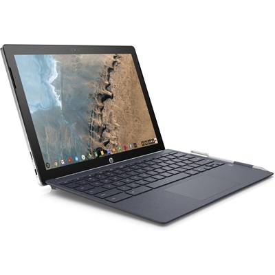 Hewlett Packard HP Chromebook x2 12-f001nf - Blanc céramique avec la souris sans fil HP Z3700 à moitié prix !