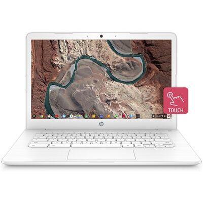 Hewlett Packard HP Chromebook 14-ca001nf avec la souris sans fil HP Z3700 à moitié prix !