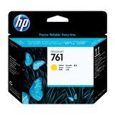 Hewlett Packard HP 761 tête d'impression Designjet jaune