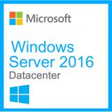 Microsoft Windows Server Datacenter 2016 24 Noyaux / 24 Cœurs