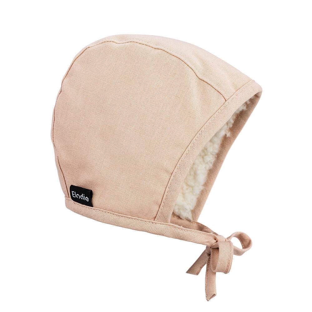 Elodie Details Bonnet bébé d'hiver- Powder Pink