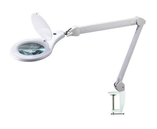Lampe loupe 56 SMD Led 3D & 5D