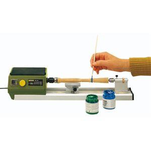 Proxxon DB 250 - Micro-tour à bois entrepointe 250 mm - Publicité