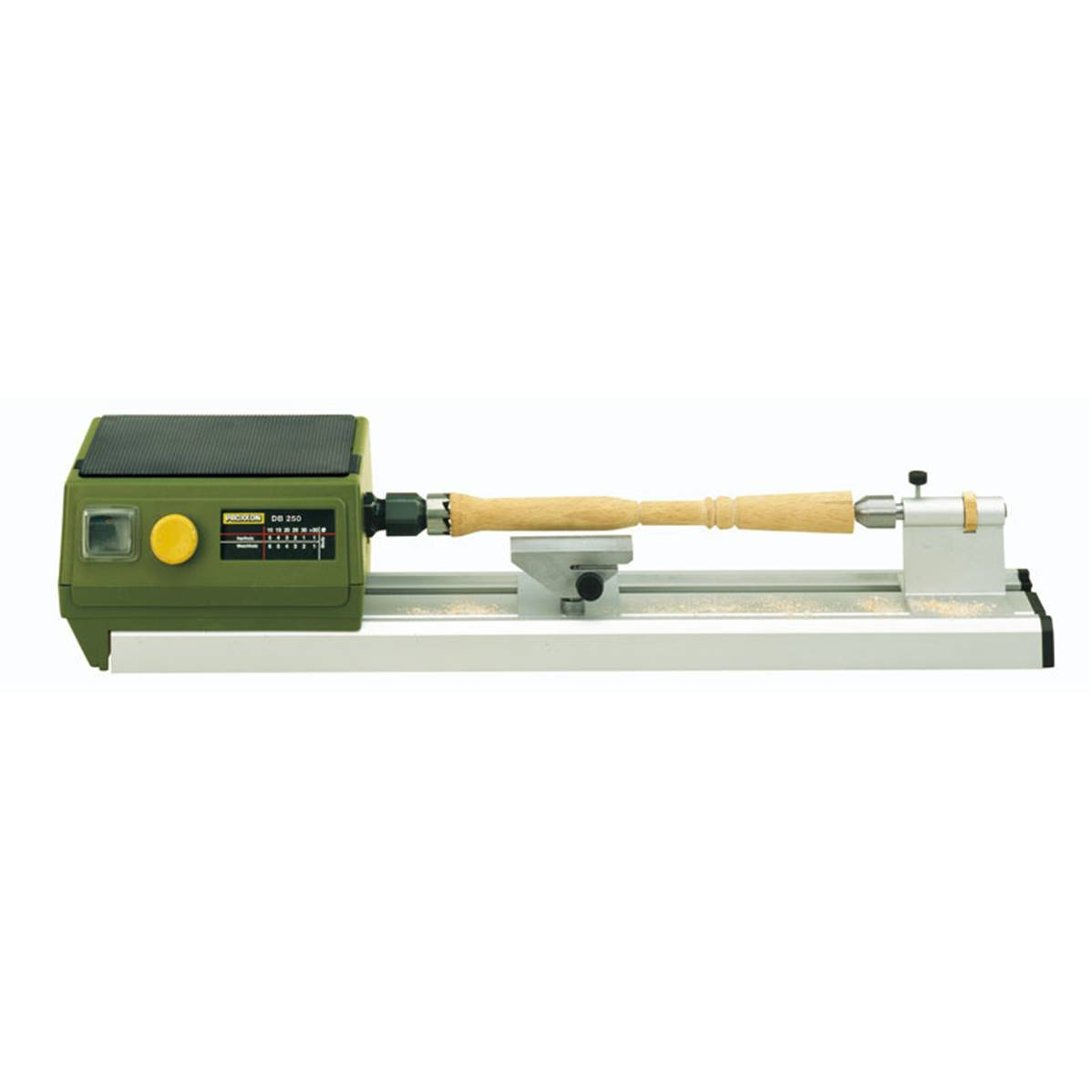 Proxxon DB 250 - Micro-tour à bois entrepointe 250 mm